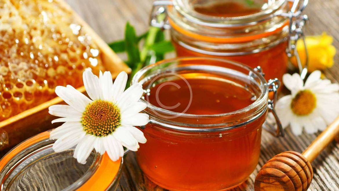 Treating Cough with Natural Honey